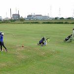 寒からず暑からず、絶好のゴルフ日和でした…9月うみねこカップ